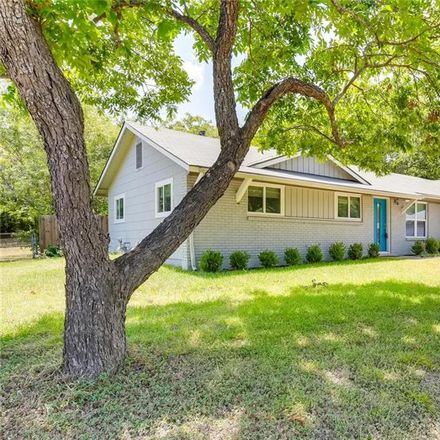 Rent this 3 bed house on 5404 Darlington Lane in Austin, TX 78723