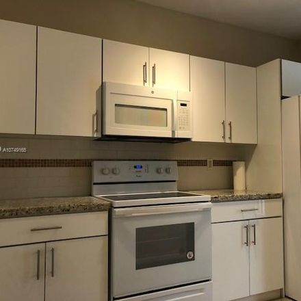 Rent this 2 bed townhouse on 12122 Southwest 2nd Street in Pembroke Pines, FL 33025