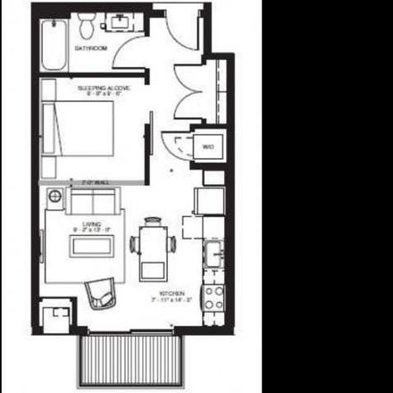 Rent this 2 bed apartment on 1300 West Lake Street in Minneapolis, MN 55408