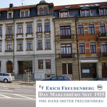 Rent this 2 bed apartment on Waldschlößchenstraße 22 in 01099 Dresden, Germany