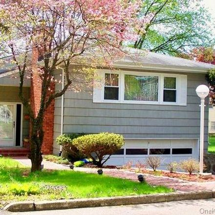 Rent this 4 bed house on 7 Sandrock Avenue in Town of Greenburgh, NY 10522