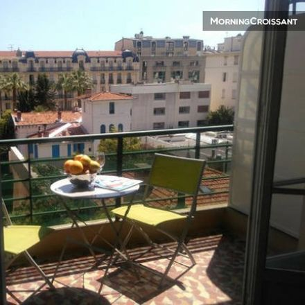 Rent this 1 bed apartment on Villa Olga in Rue Caffarelli, 06046 Nice