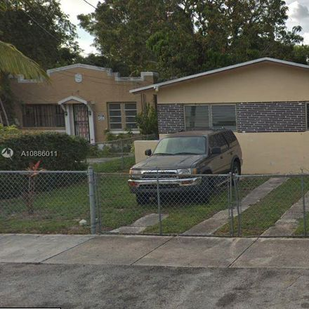 Rent this 2 bed house on 821 Northwest 56th Street in Miami, FL 33127