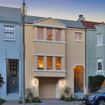 Rent this 4 bed house on 148 Cervantes Boulevard in San Francisco, CA 94123