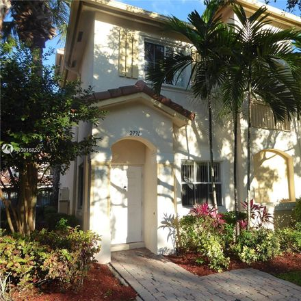 Rent this 3 bed condo on 2731 Southwest 83rd Terrace in Miramar, FL 33025