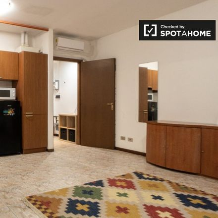 Rent this 1 bed apartment on 311 West in Corso di Porta Ticinese, 56