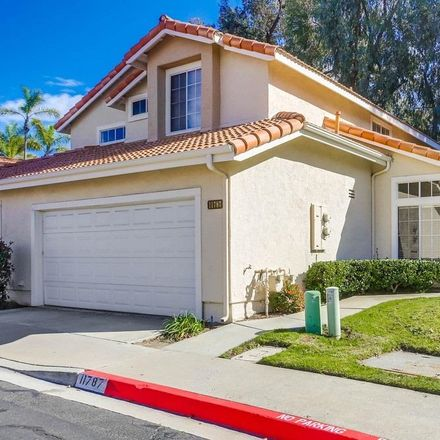 Rent this 3 bed townhouse on 11787 Caminito de Las Missiones in San Diego, CA 92128
