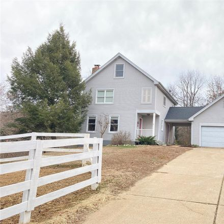 Rent this 4 bed house on 3540 Bouquet Road in Wildwood, MO 63069