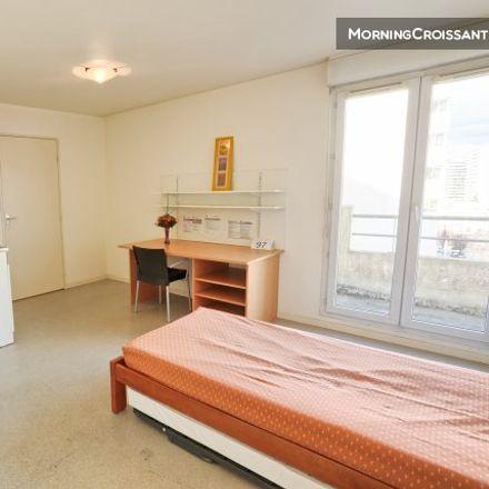 Rent this 1 bed apartment on Saint-Étienne in Place Bellevue, AUVERGNE-RHÔNE-ALPES