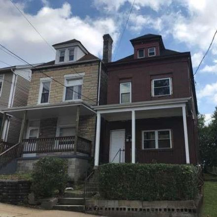 Rent this 0 bed duplex on 200 Hazelwood Avenue in Pittsburgh, PA 15207