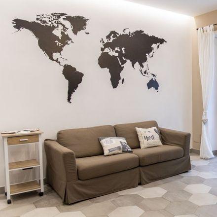 Rent this 1 bed apartment on Via Emilio Albertario in 00167 Rome RM, Italy