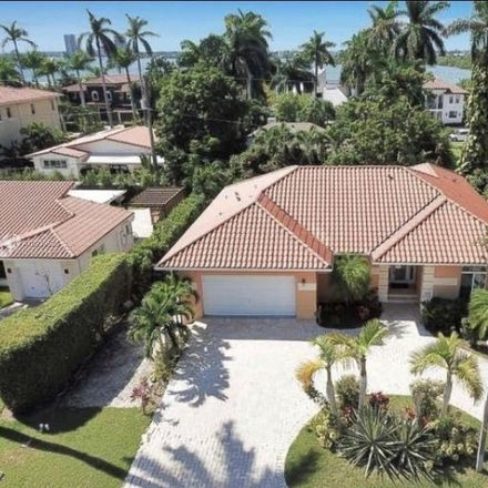 Rent this 5 bed house on 7720 Center Bay Drive in North Bay Village, FL 33141