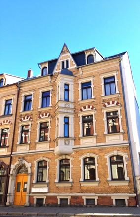 Rent this 4 bed apartment on Plauensche Straße 23 in 08223 Falkenstein/Vogtland, Germany