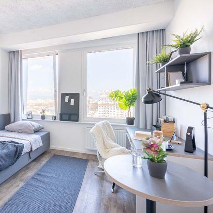 Rent this 1 bed apartment on THE FIZZ in Mainzer Landstraße 323-329, 60326 Frankfurt