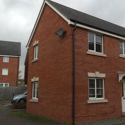 Rent this 3 bed house on Mayflower Drive in Hereford HR2 6SN, United Kingdom
