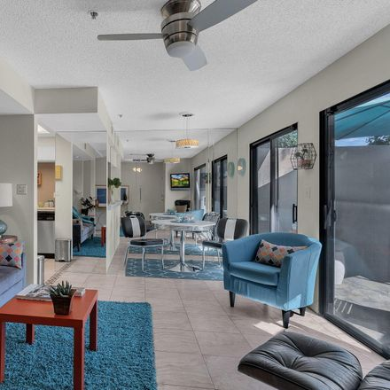 Rent this 2 bed condo on Village Sq E in Palm Springs, CA