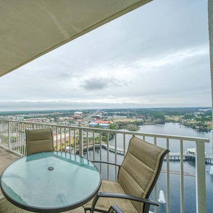 Rent this 2 bed condo on 9902 South Thomas Drive in Panama City Beach, FL 32408
