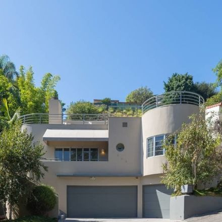 Rent this 3 bed apartment on 1543 Marmont Avenue in Los Angeles, CA 90069