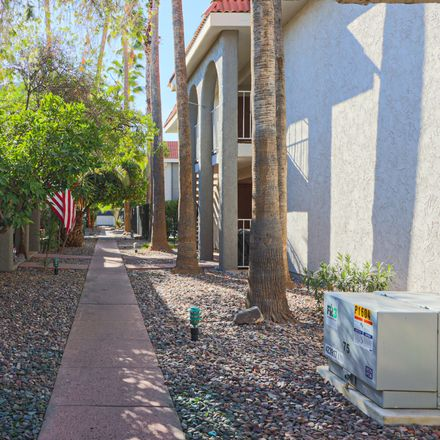 Rent this 2 bed townhouse on 1650 North 87th Terrace in Scottsdale, AZ 85257