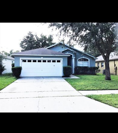Rent this 3 bed house on 2328 Hickory Pine St in Orlando, FL