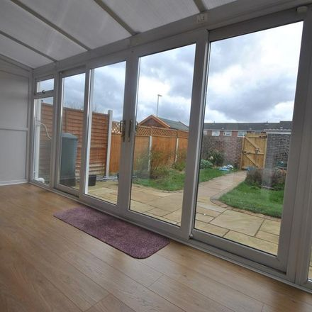 Rent this 3 bed house on Verbena Way in Worle BS22 6RH, United Kingdom
