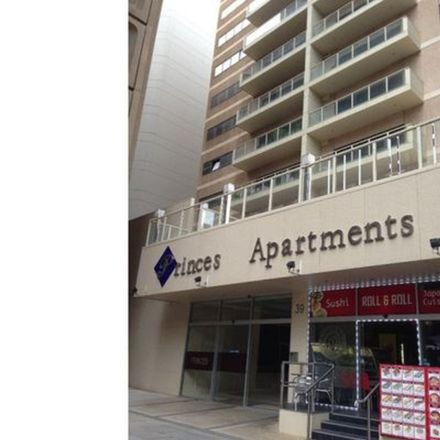 Rent this 3 bed apartment on 808/39 Grenfell Street