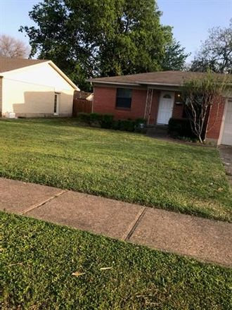 Rent this 3 bed house on Bandera Lane in Garland, TX 75040
