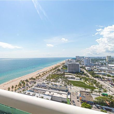 Rent this 2 bed condo on N Fort Lauderdale Beach Blvd in Fort Lauderdale, FL