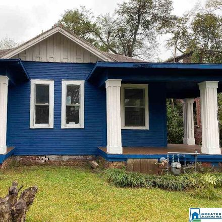 Rent this 3 bed duplex on 603 42nd Street in Fairfield, AL 35064