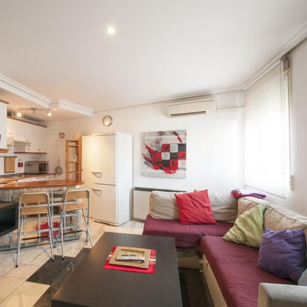 Rent this 2 bed apartment on Calle Margaritas in 16, 28039 Madrid