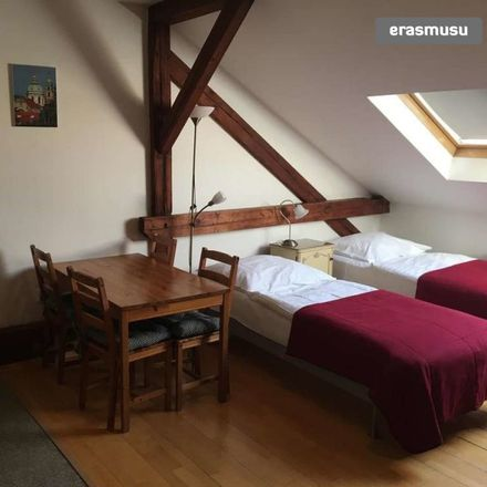 Rent this 0 bed apartment on Farní škola u svatého Jindřicha a svaté Kunhuty in Jindřišská, 1 Prague