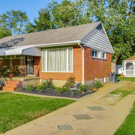 Rent this 4 bed house on 7406 Rockridge Road in Lochearn, MD 21208