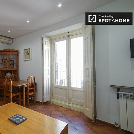 Rent this 2 bed apartment on Calle Cervantes in 34, 28001 Madrid