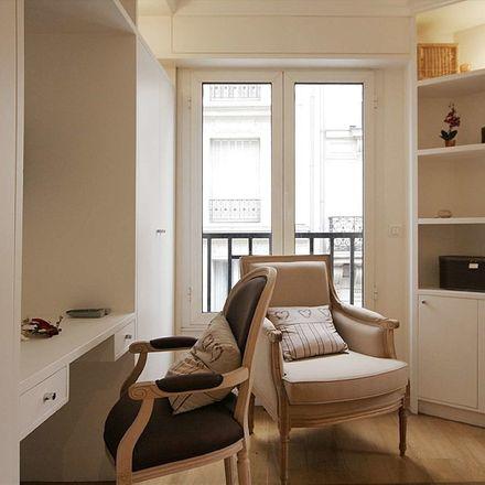 Rent this 0 bed apartment on Rue de la Tour in 75116, Paris