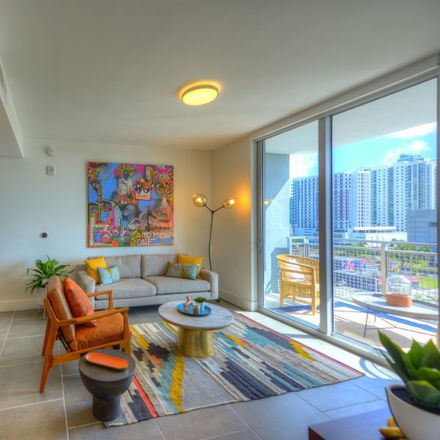 Rent this 1 bed apartment on 4100 Bay Point Road in Miami, FL 33137