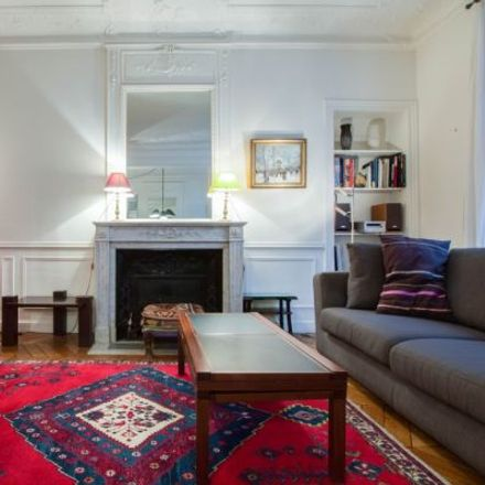 Rent this 5 bed apartment on 14 bis Rue Raynouard in 75016 Paris, France
