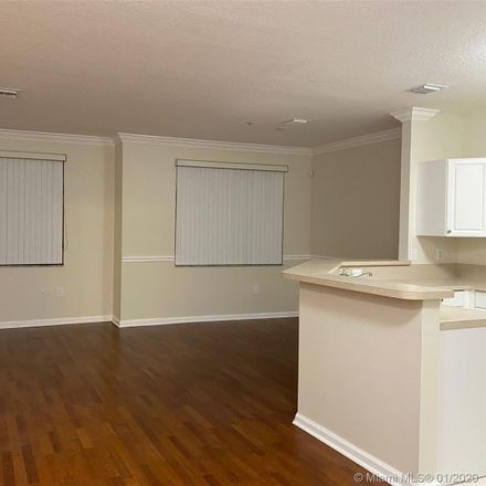 Rent this 1 bed condo on Southwest 160th Avenue in Miramar, FL