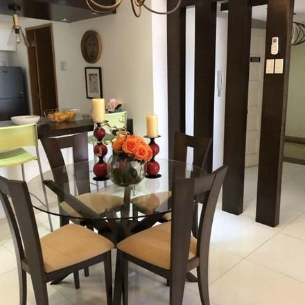 Rent this 3 bed condo on Skyway Twin Towers in 351 Captain Henry Javier Street, Pasig
