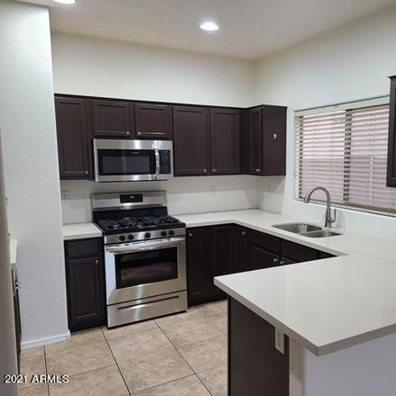 Rent this 3 bed house on 4395 South Maverick Avenue in Gilbert, AZ 85297