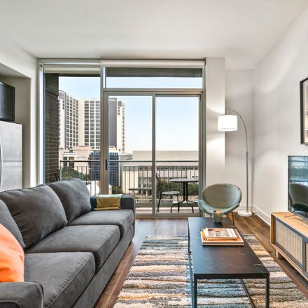 Rent this 1 bed apartment on 305 East 4th Street in Austin, TX 78701