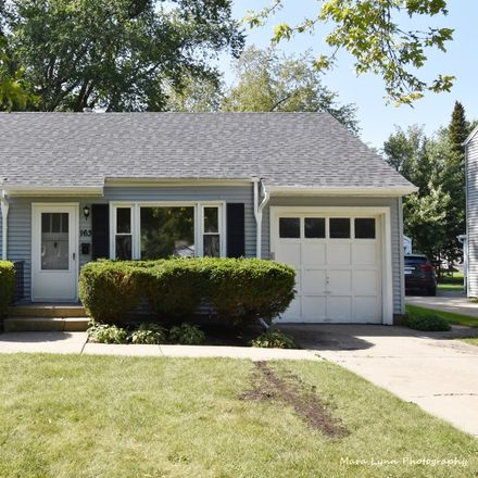 Rent this 2 bed house on 163 Central Avenue in Aurora, IL 60506