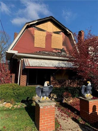 Rent this 3 bed house on 1154 Morrelle Avenue in East McKeesport, PA 15035