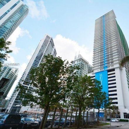 Rent this 1 bed condo on The Arketekt by Aficionados in 1200 Brickell Bay Drive, Miami