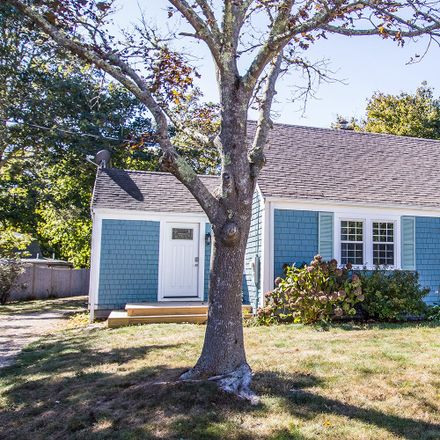Rent this 4 bed house on 109 Old Town Road in Barnstable, MA 02647