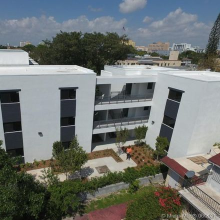 Rent this 1 bed apartment on 751 Northwest 1st Street in Miami, FL 33128