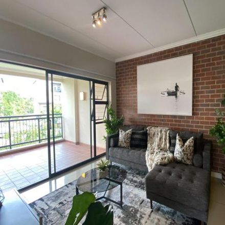Rent this 3 bed apartment on Johannesburg Ward 112 in Sandton, 1684