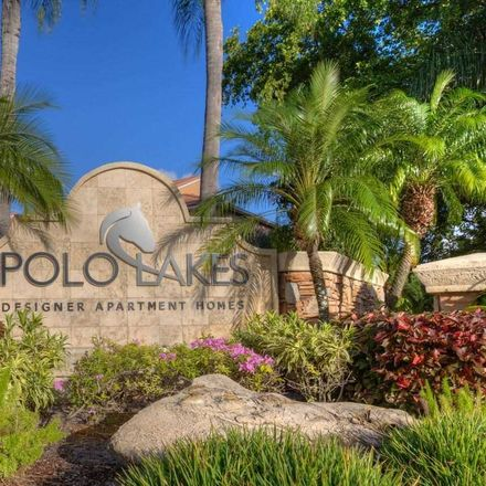 Rent this 3 bed apartment on Polo Lakes Boulevard in Wellington, FL 33414-9372