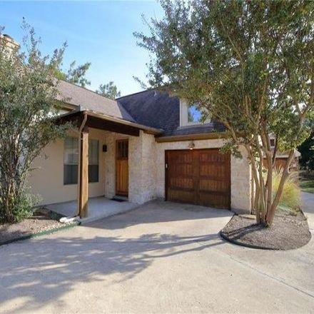 Rent this 2 bed condo on 8917 Old Lampasas Trail in Austin, TX 78750