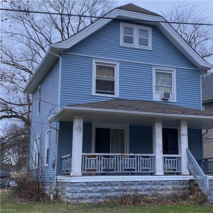 Rent this 3 bed house on 10715 Elmarge Avenue in Cleveland, OH 44105