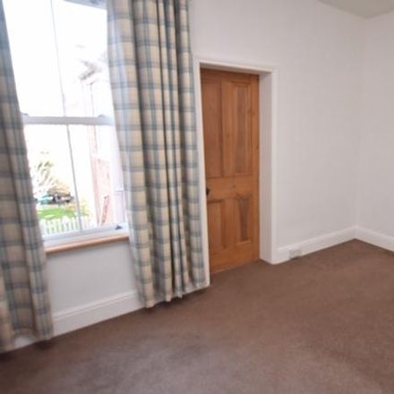 Rent this 2 bed house on Abbey Road in Worcester WR2 4HR, United Kingdom